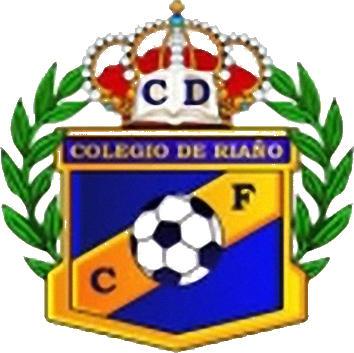Escudo de COLEGIO DE RIAÑO C.F. (ASTURIAS)