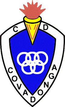 Escudo de COVADONGA C.D. (ASTÚRIAS)