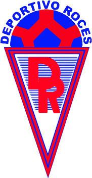 Escudo de DEPORTIVO ROCES (ASTURIAS)