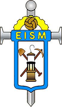Escudo de E.I. SAN MARTIN REY AURELIO (ASTURIAS)