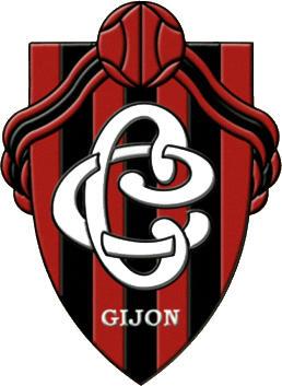 Escudo de F.C. LA CALZADA (AST.) (ASTURIAS)