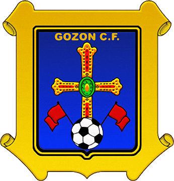 Escudo de GOZÓN C.F. (ASTURIAS)