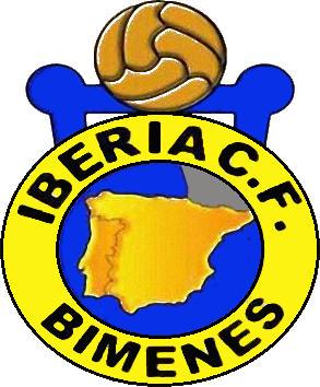 Escudo de IBERIA C.F. (AST.) (ASTURIAS)