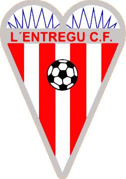 Escudo de L'ENTREGU C.F. (ASTURIAS)