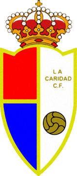 Escudo de LA CARIDAD C.F. (ASTURIAS)