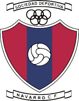 Escudo de NAVARRO CF (ASTURIAS)