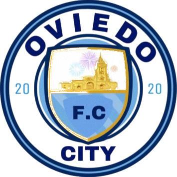 Escudo de OVIEDO CITY F.C. (ASTURIAS)