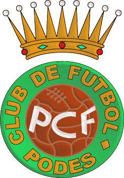 Escudo de PODES C.F. (ASTURIAS)