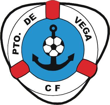 Escudo de PUERTO DE VEGA C.F. (ASTURIAS)