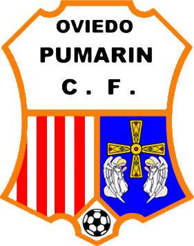 Escudo de PUMARIN C.F. (ASTÚRIAS)