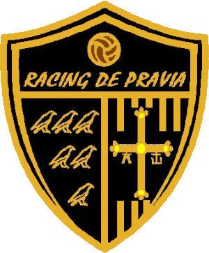 Escudo de RACING DE PRAVIA (ASTURIAS)