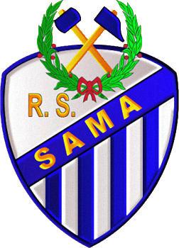 Escudo de RACING DE SAMA (ASTURIAS)