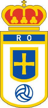 Escudo de REAL OVIEDO (ASTURIAS)