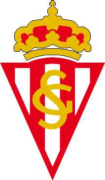 Escudo de REAL SPORTING DE GIJÓN (ASTURIAS)