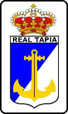 Escudo de REAL TAPIA  C.F. (ASTÚRIAS)