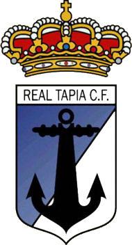 Escudo de REAL TAPIA C.F. (ASTURIAS)