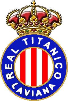 Escudo de REAL TITÁNICO (ASTURIAS)