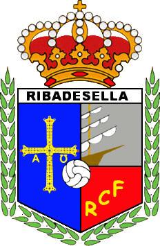 Escudo de RIBADESELLA CF (ASTURIAS)