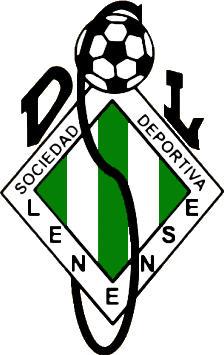 Escudo de S.D. LENENSE (ASTURIAS)