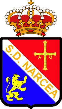 Escudo de S.D. NARCEA (ASTURIAS)