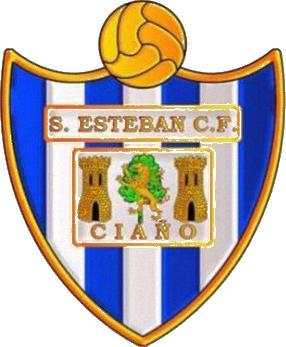 Escudo de SAN ESTEBAN C.F. (ASTURIAS)