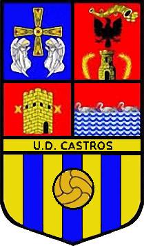 Escudo de U.D. CASTROS (ASTURIAS)