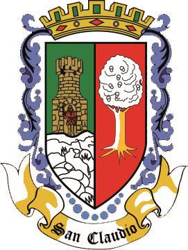 Escudo de U.D. SAN CLAUDIO (ASTÚRIAS)