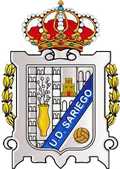Escudo de U.D. SARIEGO (ASTURIAS)