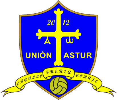 Escudo de UNION ASTUR C.F. (ASTURIAS)