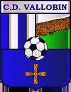 Escudo de C.D. VALLOBIN