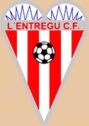 Escudo de L'ENTREGU C.F.