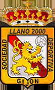 Escudo de S.D. LLANO 2000
