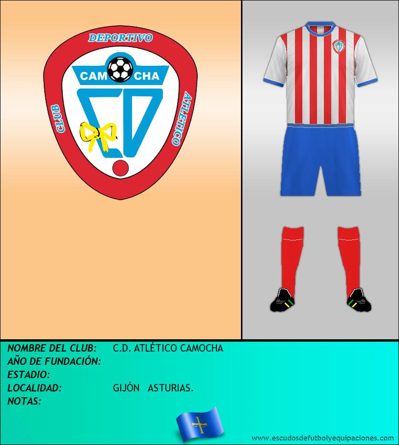 Escudo de C.D. ATLÉTICO CAMOCHA