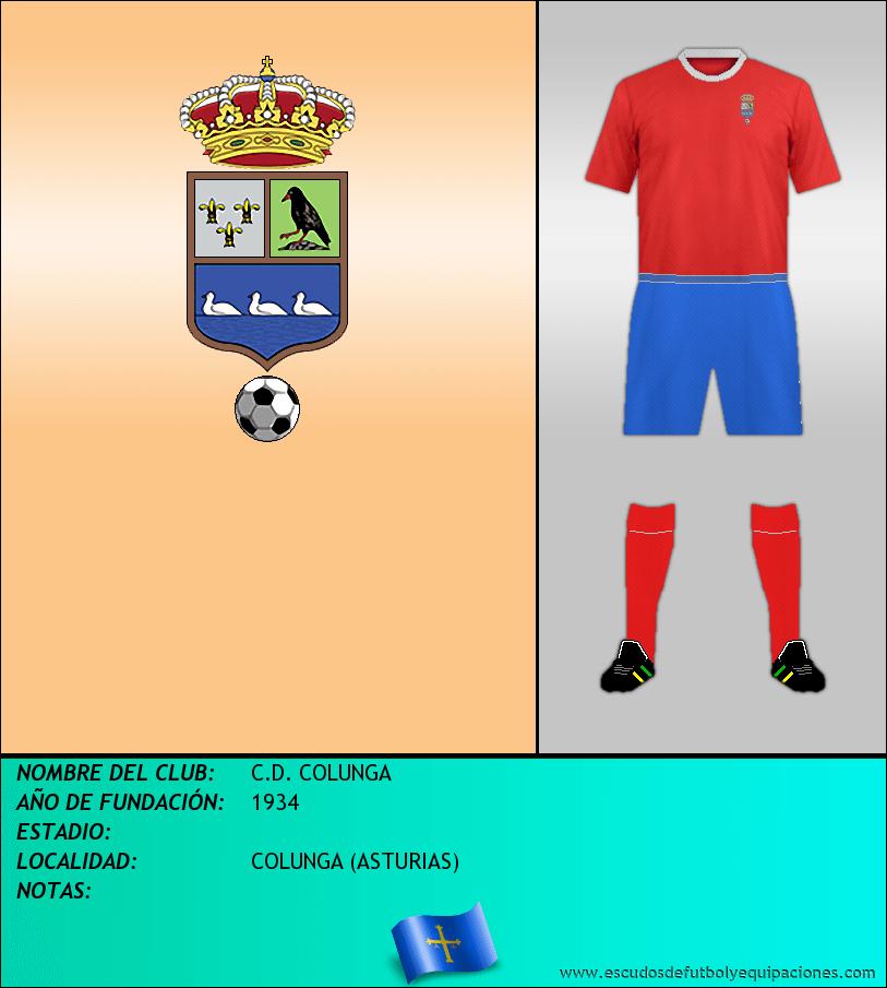 Escudo de C.D. COLUNGA