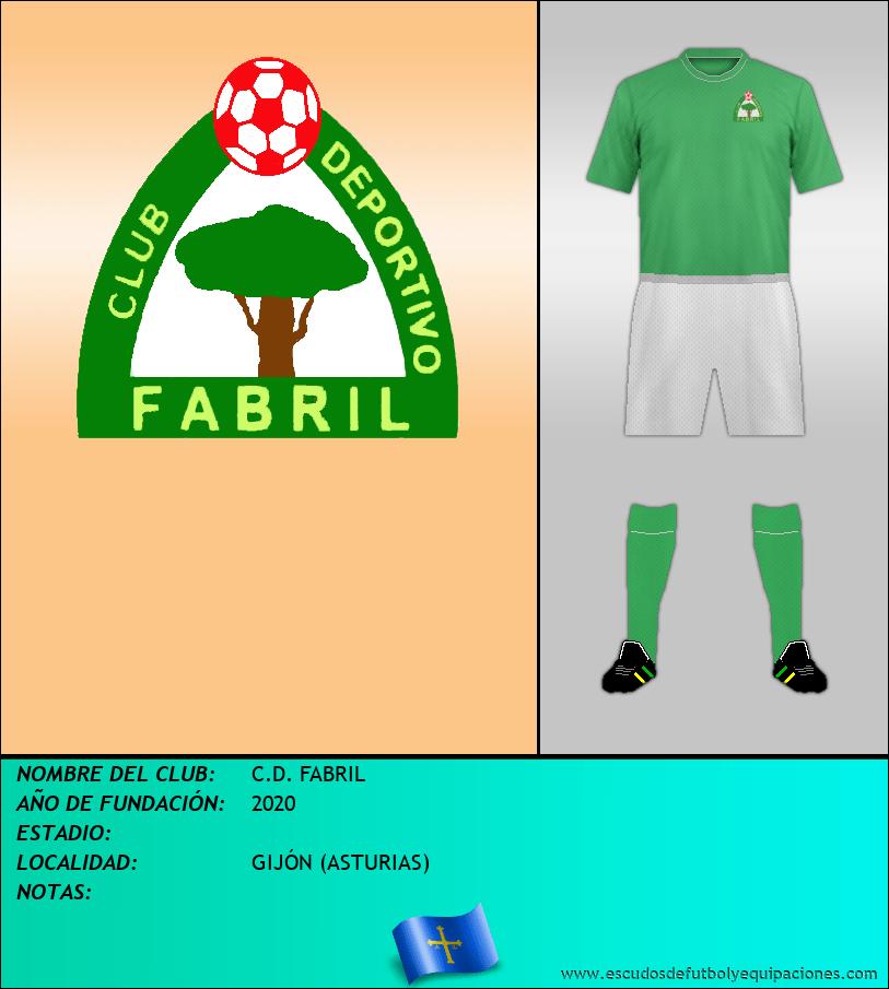 Escudo de C.D. FABRIL