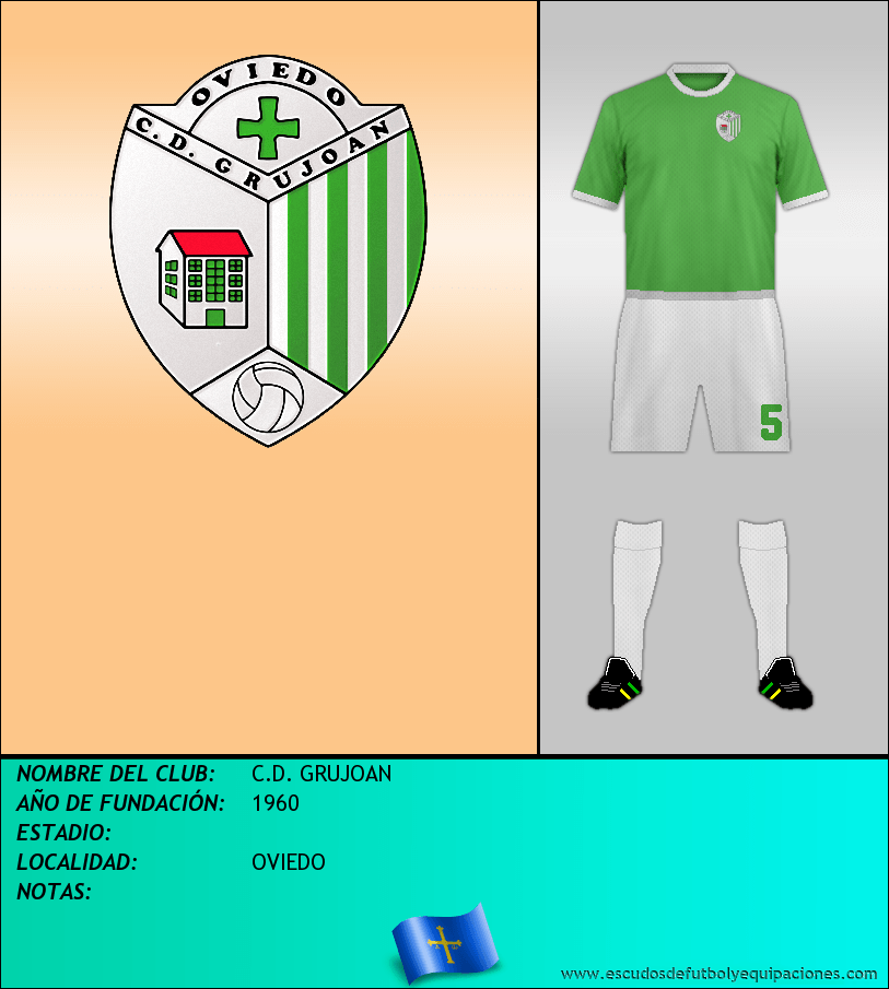Escudo de C.D. GRUJOAN
