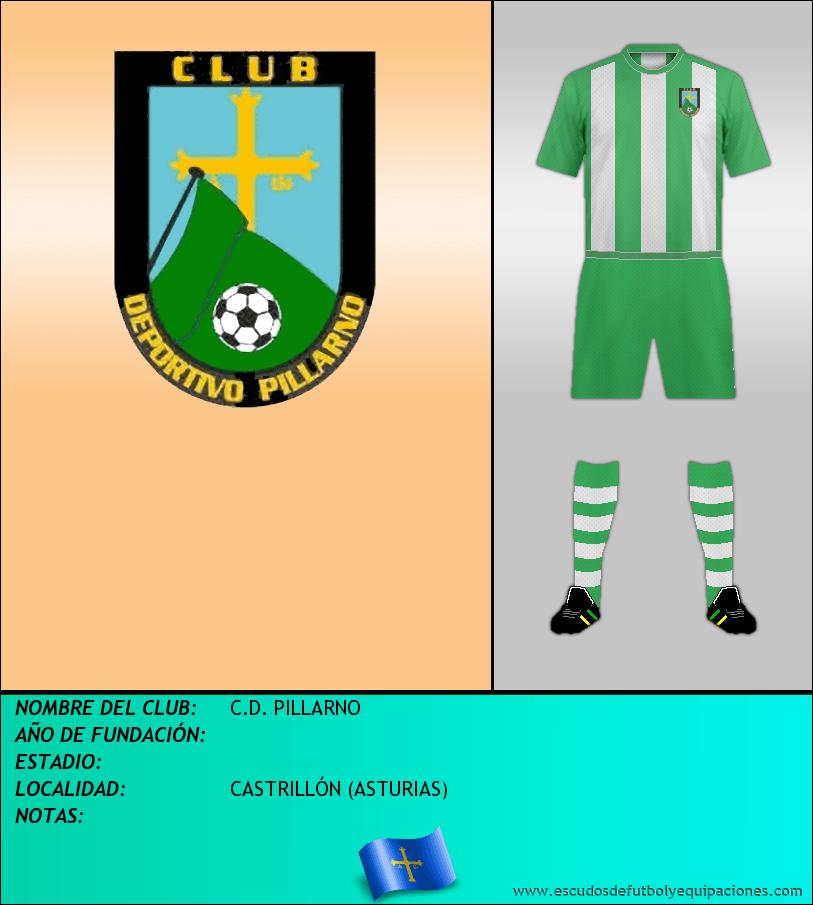 Escudo de C.D. PILLARNO