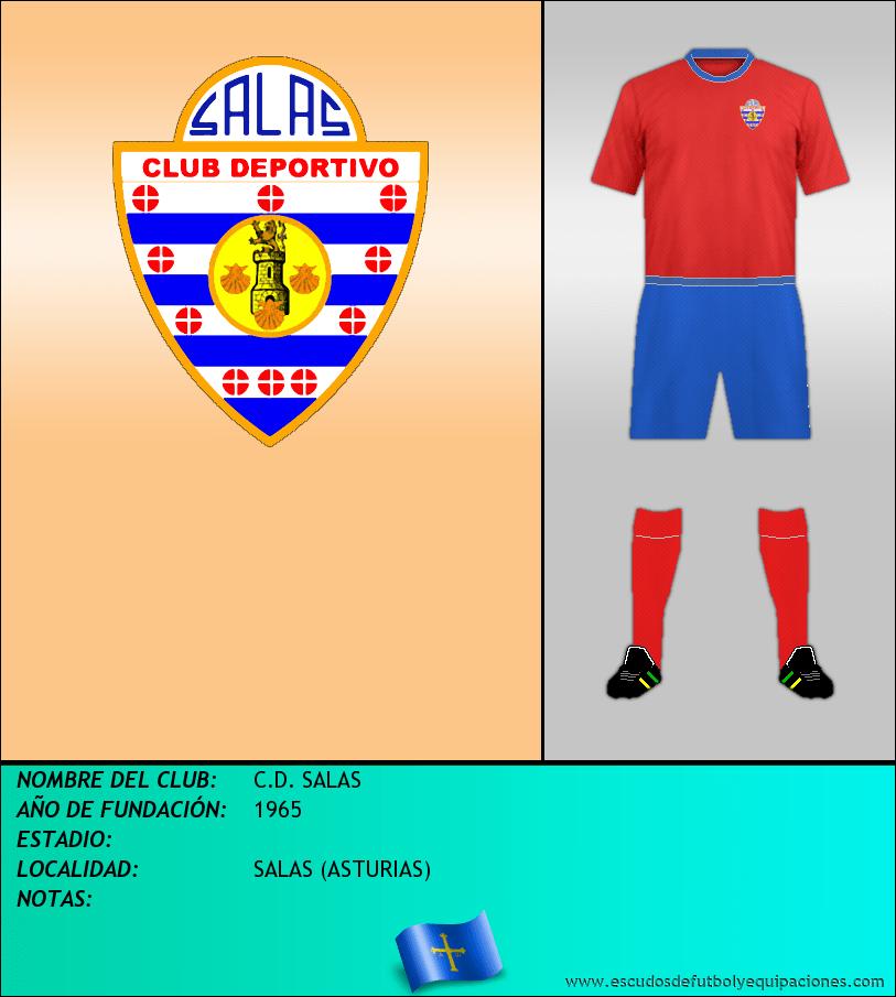 Escudo de C.D. SALAS