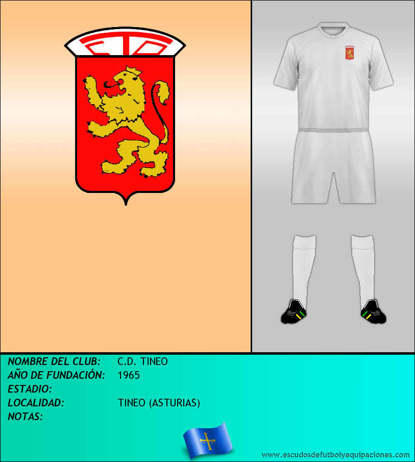 Escudo de C.D. TINEO