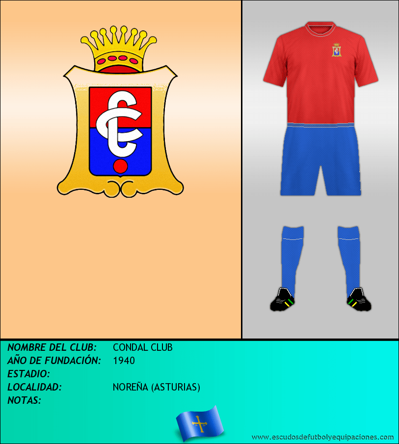 Escudo de CONDAL CLUB