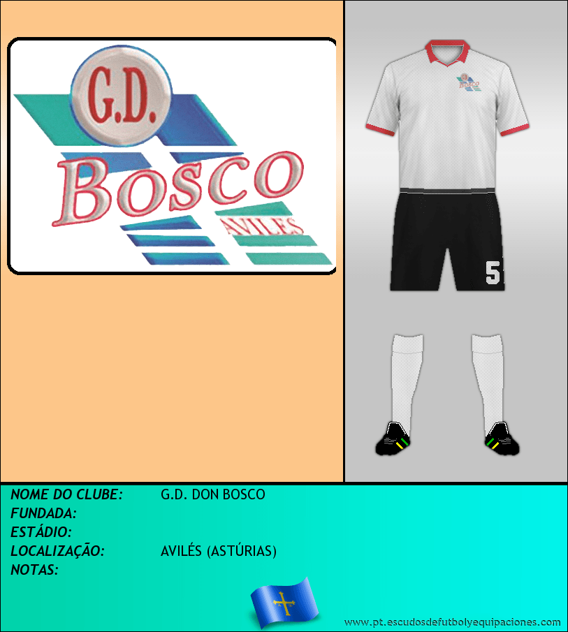 Escudo de G.D. DON BOSCO