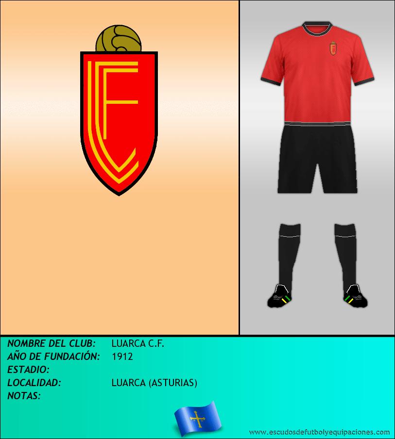 Escudo de LUARCA C.F.
