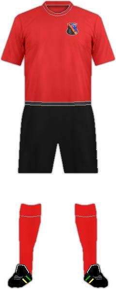 Camiseta CASTRO FC
