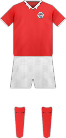 Camiseta LAREDO S.D.
