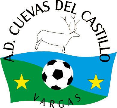 Escudo de A.D. CUEVAS DEL CASTILLO (CANTABRIA)