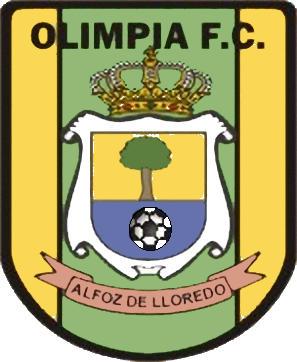 Escudo de A.D. OLIMPIA F.C. (CANTABRIA)