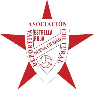 Escudo de A.D.C. ESTRELLA ROJA (CANTABRIA)