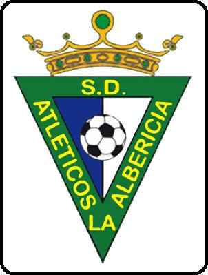 Escudo de ATL. LA ALBERICIA (CANTÁBRIA)