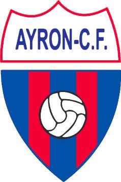 Escudo de AYRON C.F. (CANTABRIA)