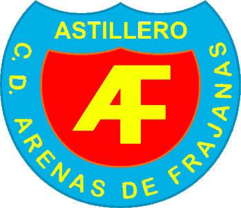 Escudo de C.D. ARENAS (CANTABRIA)